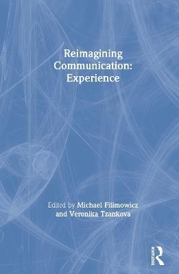 Reimagining Communication: Experience book