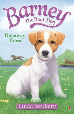 Barney the Boat Dog Runaway Horse! by Linda Newbery