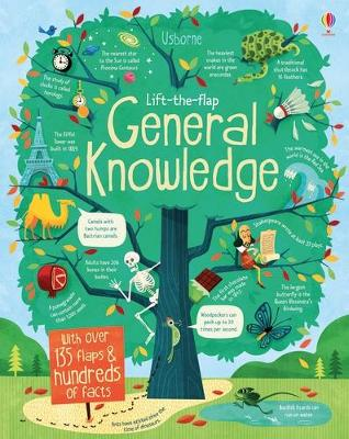 Lift-the-Flap General Knowledge book