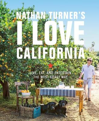 Nathan Turner's I Love California by Nathan Turner