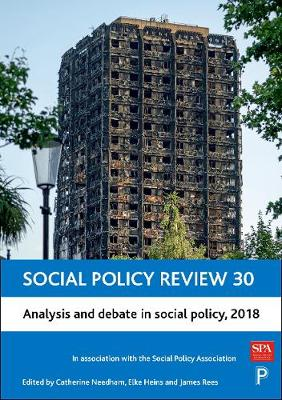 Social policy review 30 by Catherine Needham