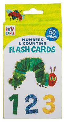 World of Eric Carle (TM) Numbers & Counting Flash Cards by Eric Carle
