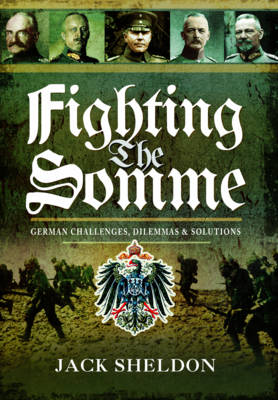 Fighting the Somme book
