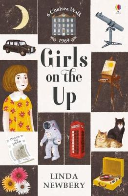 Girls on the Up by Linda Newbery