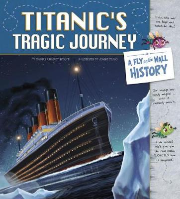 Titanic's Tragic Journey by Jomike Tejido
