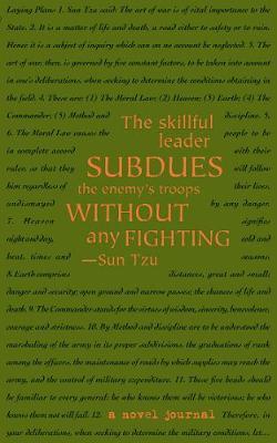 A Novel Journal: The Art of War (Compact) by Sun Tzu