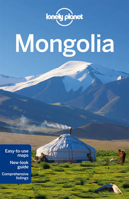Lonely Planet Mongolia by Lonely Planet