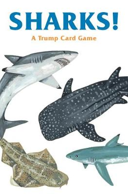 Sharks: A Trump Card Game by Kelsey Oseid