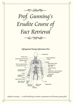 Professor Gunning's Erudite Course of Fact Retrieval (How to Revise) by CGP Books