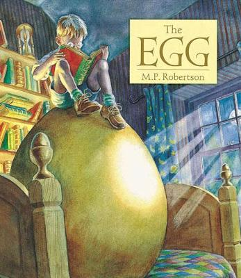 Egg by M. P. Robertson
