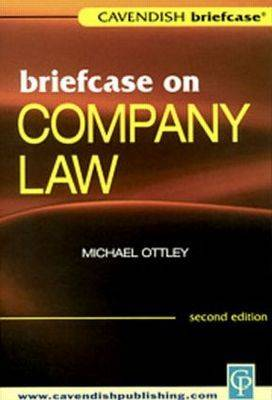 Briefcase on Company Law by Michael Ottley