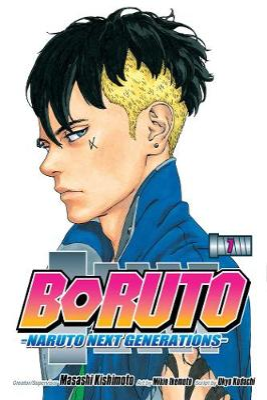 Boruto: Naruto Next Generations, Vol. 7 by Masashi Kishimoto