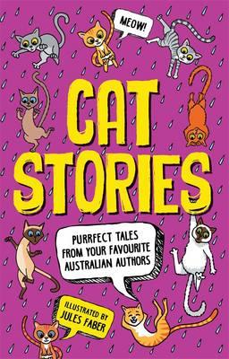 Cat Stories book