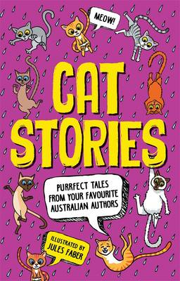 Cat Stories by Jules Faber