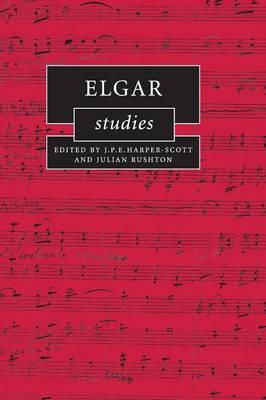 Elgar Studies book