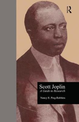 Scott Joplin by Nancy R. Ping Robbins