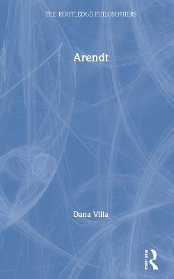Arendt by Dana Villa