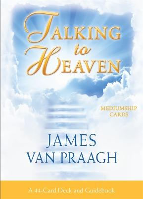 Talking to Heaven Mediumship Cards: A 44-Card Deck and Guidebook by Doreen Virtue