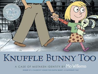 Knuffle Bunny Too book