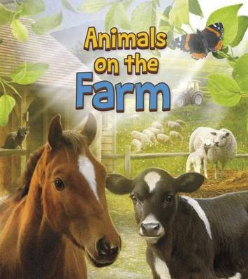 Animals on the Farm by Joanne Ruelos Diaz