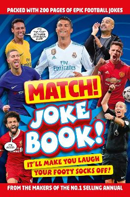 Match! Joke Book by MATCH