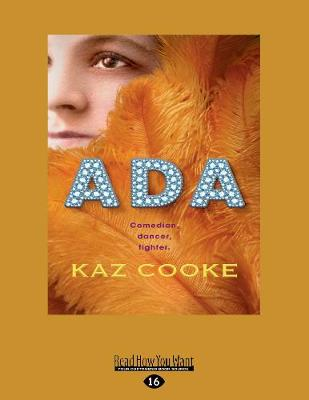 Ada by Kaz Cooke