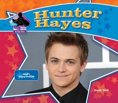 Hunter Hayes by Sarah Tieck