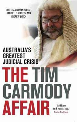 Tim Carmody Affair book