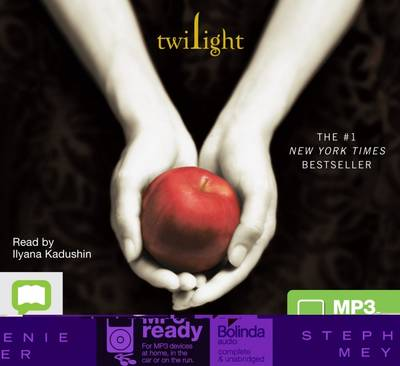 Twilight MP3 Collection by Stephenie Meyer