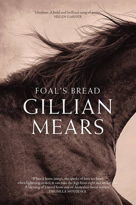 Foal'S Bread by Gillian Mears