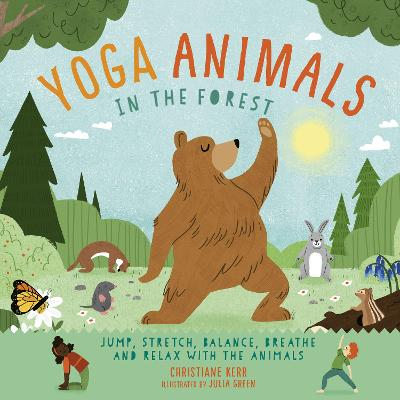 Yoga Animals: In the Forest book