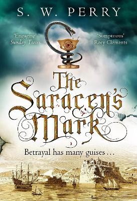 The Saracen's Mark book