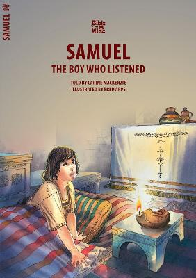 Samuel by Carine MacKenzie
