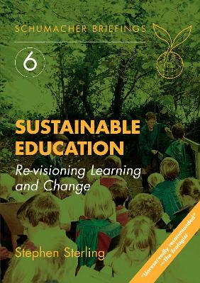 Sustainable Education by Stephen Sterling