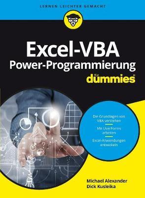 Excel-VBA Alles in einem Band fur Dummies by John Walkenbach