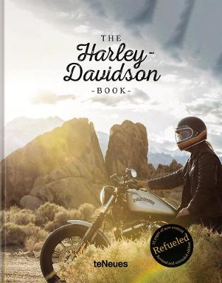 The Harley Davidson Book: Refueled by teNeues