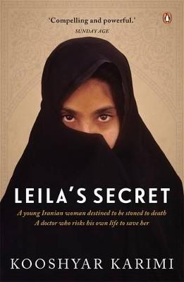 Leila's Secret book
