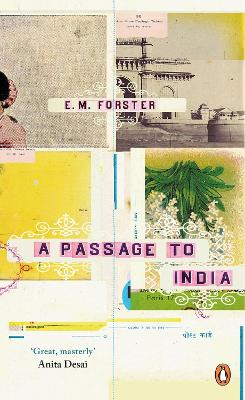 Passage to India book