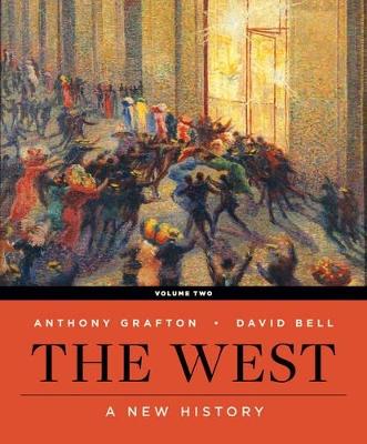 HIST OF WEST CIV 1E V2 PA by Anthony Grafton