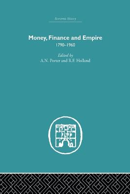Money, Finance and Empire book