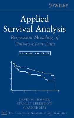 Applied Survival Analysis by David W. Hosmer