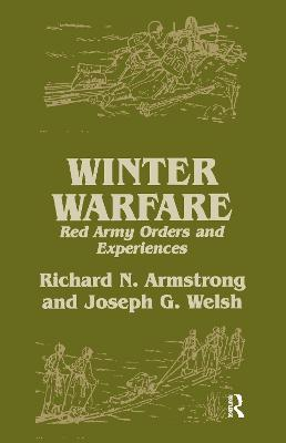 Winter Warfare by Richard N. Armstrong