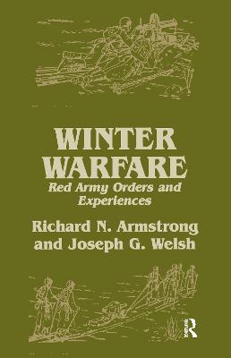 Winter Warfare book