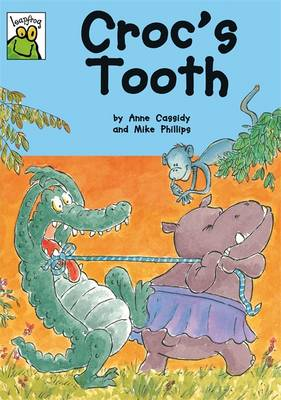 Croc's Tooth by Anne Cassidy