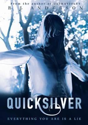 Quicksilver by R J Anderson