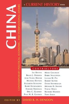 China by David B. H. Denoon
