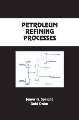 Petroleum Refining Processes book