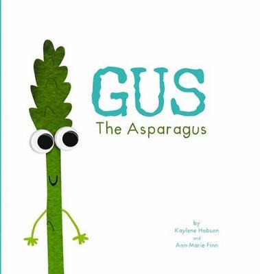 Gus The Asparagus book