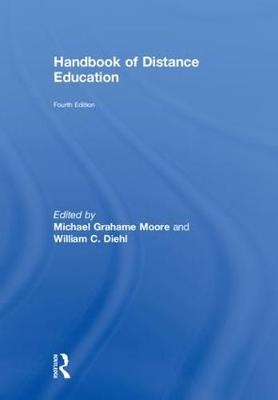 Handbook of Distance Education by Michael Grahame Moore