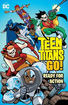 Teen Titans Go Ready for Action TP by Various